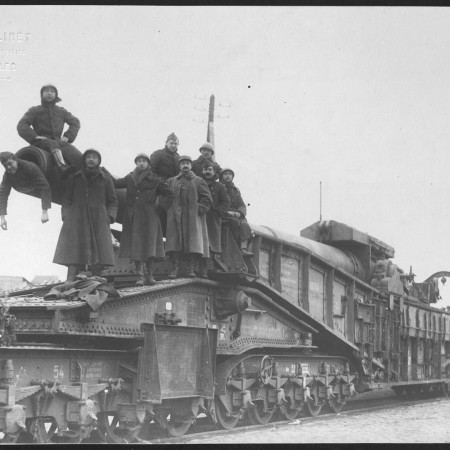 Brussels, November 1918. From war to peace?
