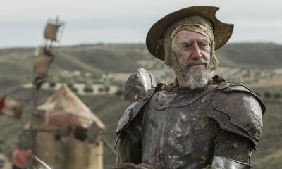 1st Brussels International Film Festival - Opening Ceremony : The man who killed Don Quixote.